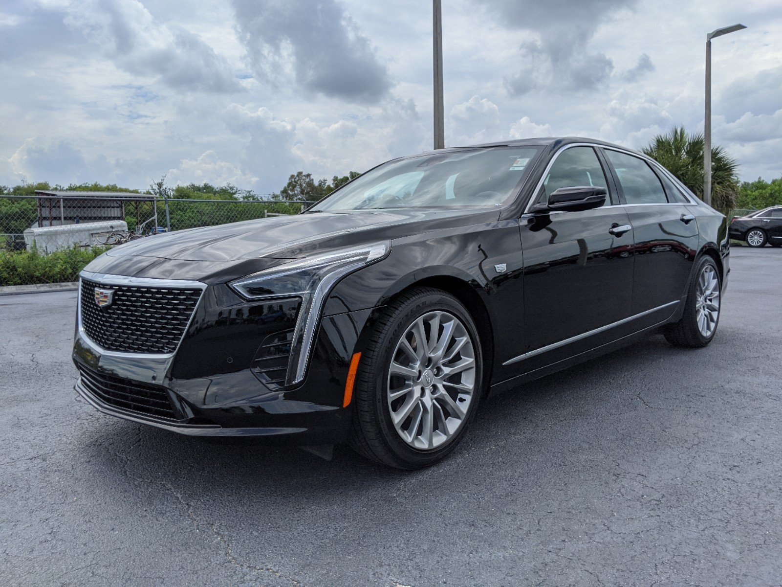 Pre-Owned 2020 Cadillac CT6 Luxury AWD 4dr Car