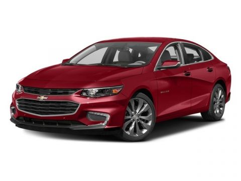Pre-Owned 2017 Chevrolet Malibu Premier FWD 4dr Car