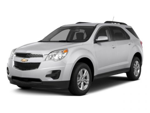 Pre-Owned 2015 Chevrolet Equinox LTZ FWD Sport Utility