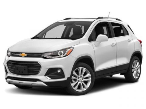 Pre-Owned 2019 Chevrolet Trax Premier FWD Sport Utility