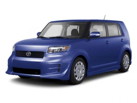 Pre-Owned 2011 Scion xB Base FWD Station Wagon